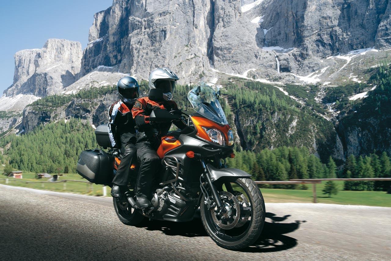 Foto de Suzuki V-Strom 650 2012, fotos de ambiente y accesorios (10/32)