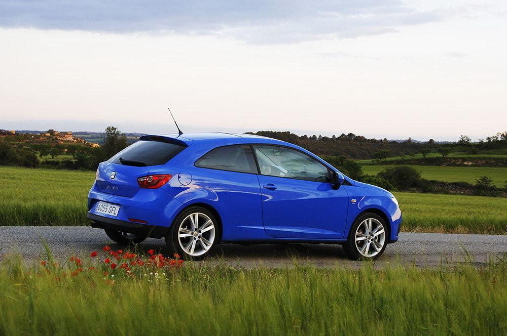 Foto de Seat Ibiza SportCoupe (47/100)