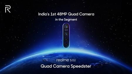 Los Realme 5 y Realme 5 Pro anticipan su presentación dejando al descubierto varias de sus características