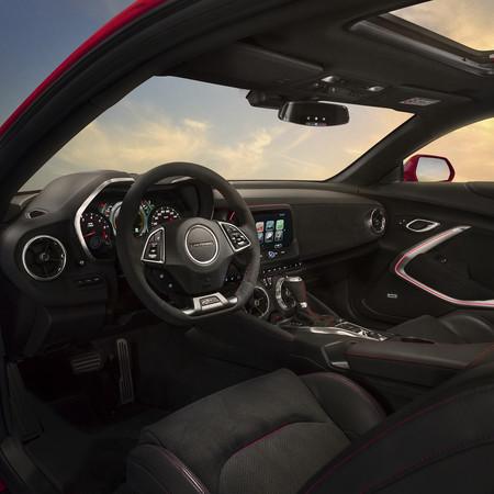 Chevrolet Caamaro Zl1 Interior