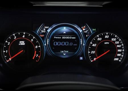 Chevrolet Camaro 2016 1600 3f