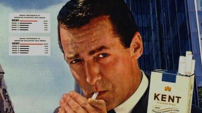 'Clearing The Air': Las verdaderas historias tras los cigarrillos de 'Mad Men'