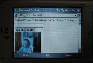 TinyTube, vídeos de YouTube en el móvil