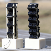 Las torres solares 3D serían la solución ante la baja de eficiencia en los paneles solares