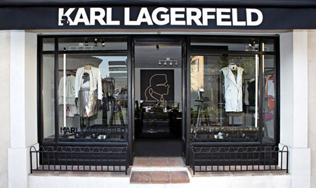 """Karl Lagerfeld ha anunciado que, el próximo mes de febrero, abrirá su primera """"Concept Store"""" en París"""