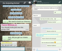 WhatsApp cambia de imagen en Android adaptándose a la interfaz Holo