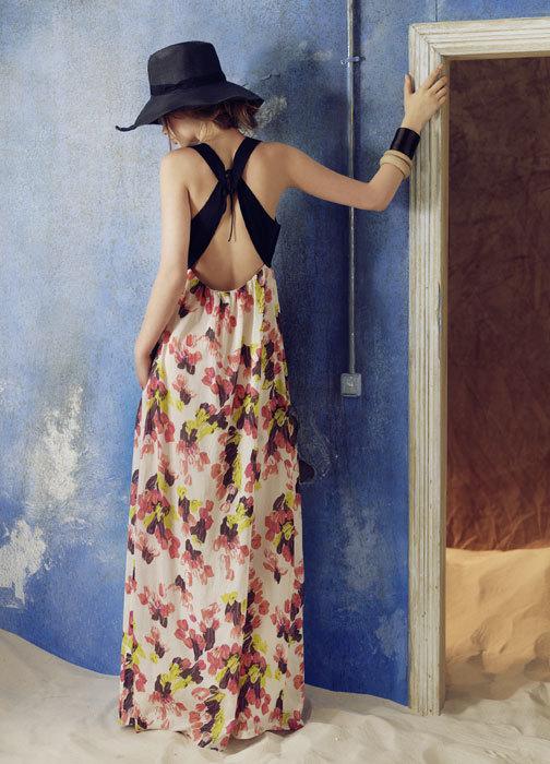 Foto de Hoss Intropia Primavera-Verano 2012: romanticismo en estado puro (36/52)