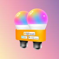 Este cupón deja el pack de bombillas Wi-Fi de Refoss compatibles con HomeKit a 18,64 euros en Amazon, su precio mínimo histórico