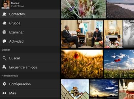 El rediseño de Flickr. Imagen de la semana