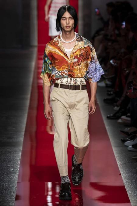 Dsquared2 Spring Summer 2020 Milan Fashion Week 04