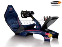 Red Bull también tiene su asiento con volante virtual