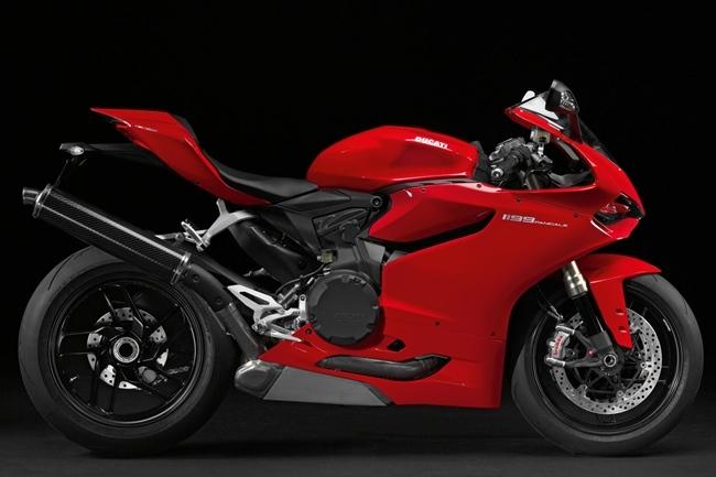 Ducati 1199 Panigale para el mercado japonés