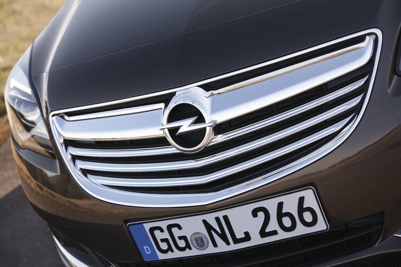 Foto de Opel Insignia 2013 (7/14)