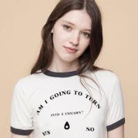 Camiseta Unicornio Pull And Bear