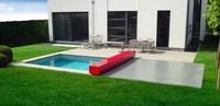 Cubiertas telescópicas y cobertores automáticos, el futuro llega a nuestras piscinas de la mano de Abrisud