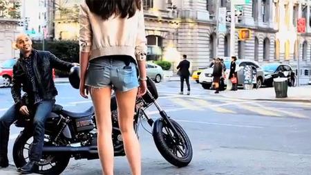Ciencia Ficción para vender motos