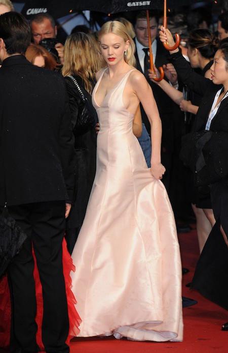 Y por fin llegó la primera alfombra roja del Festival de Cannes, ¡arriba El Gran Gatsby!