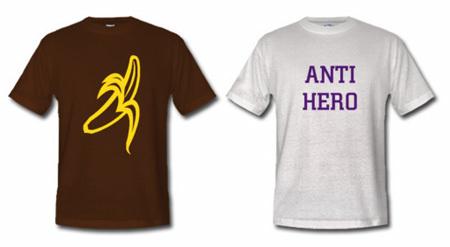 Dos nuevas camisetas Bye Bye Tokio