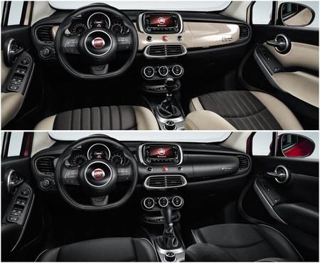 Fiat 500X y 500X Cross