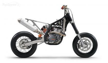 Moto 22 en la competición: la moto (2/4)