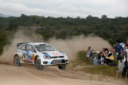 Rally de Argentina 2014: Sébastien Ogier se lleva la superespecial