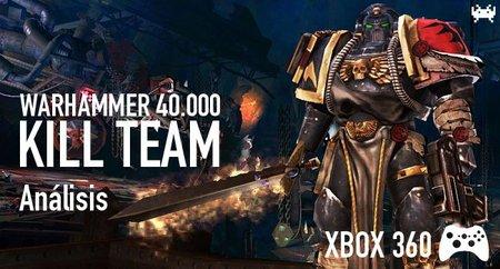 'Warhammer 40.000: Kill Team' para Xbox 360: análisis