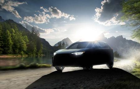 Subaru confirma su entrada en el mercado de coches eléctricos: será en 2022 con el Solterra