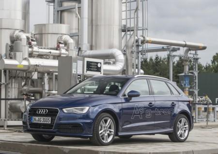 "Audi diversifica su producción de e-gas a base de ""metanización biológica"""