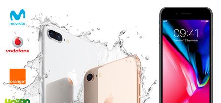 ¿Dónde comprar el iPhone 8 y iPhone 8 Plus más barato? Comparativa de precios a plazos con operadores