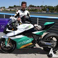 Nico Terol confirmado por el Ángel Nieto Team para correr con las MotoGP eléctricas en 2019