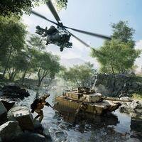 Ya puedes predescargar la beta abierta de Battlefield 2042. Mañana arrancará su acceso anticipado y el viernes para todo el mundo