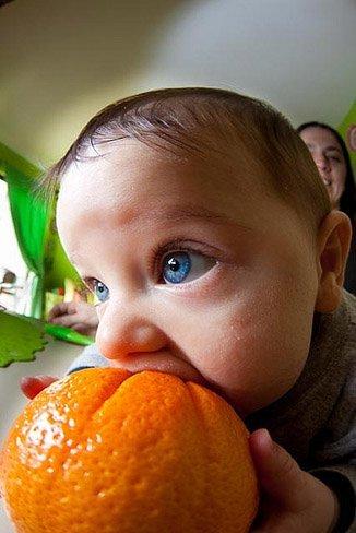 Naranjas, ¿enteras o exprimidas?