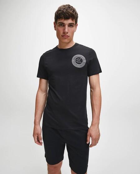 Estas Prendas Sleepwear De Calvin Klein Rebajas A La Mitad En El Corte Ingles Llenaran De Estilo Tus Noches De Descanso