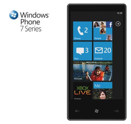 Windows Phone 7 Series, borrón y cuenta nueva