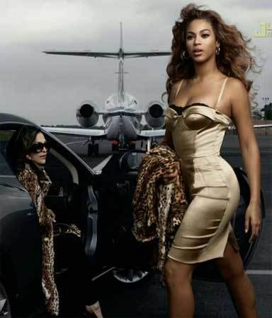 Beyoncé para American Express