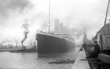 Un crucero de lujo para rememorar al Titanic