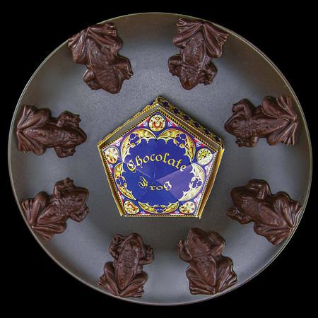 Ranas de Harry potter