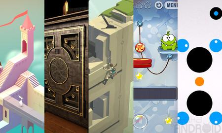 Los 15 Mejores Juegos De Puzzles Para Android