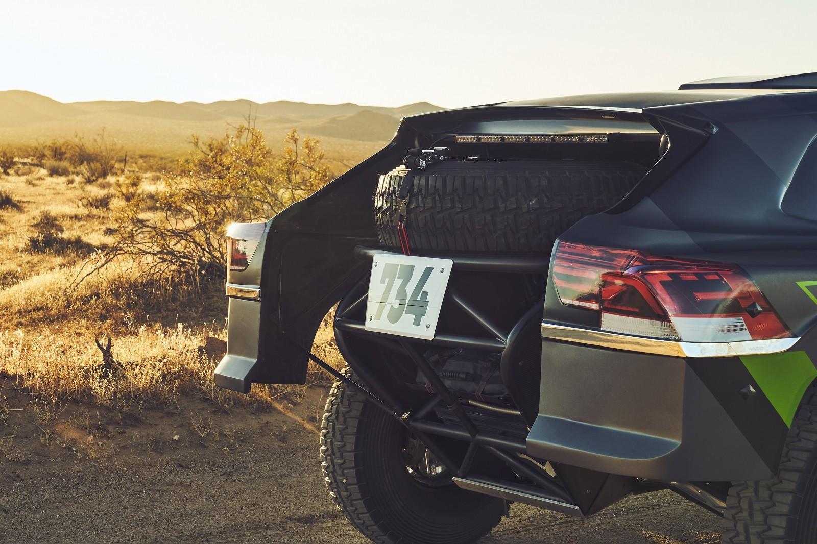 Foto de Volkswagen Atlas Cross Sport R (8/19)