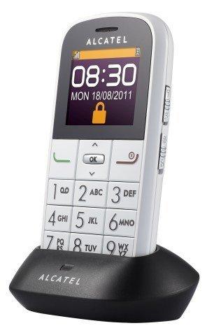 Alcatel One Touch 282, para los más mayores
