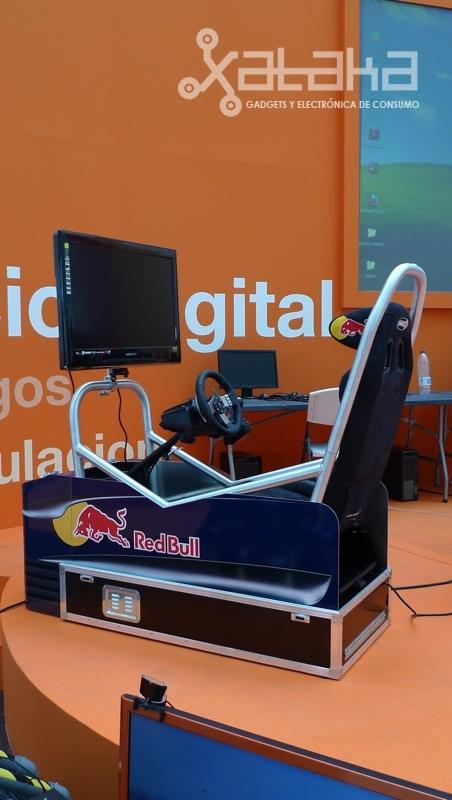 Foto de Campus Party Simuladores (2/10)