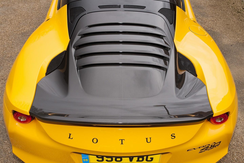 Foto de Lotus Evora Sport 410 (2/7)