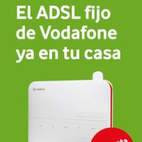 Vodafone lanza ADSL tradicional con número fijo opcional e internet móvil