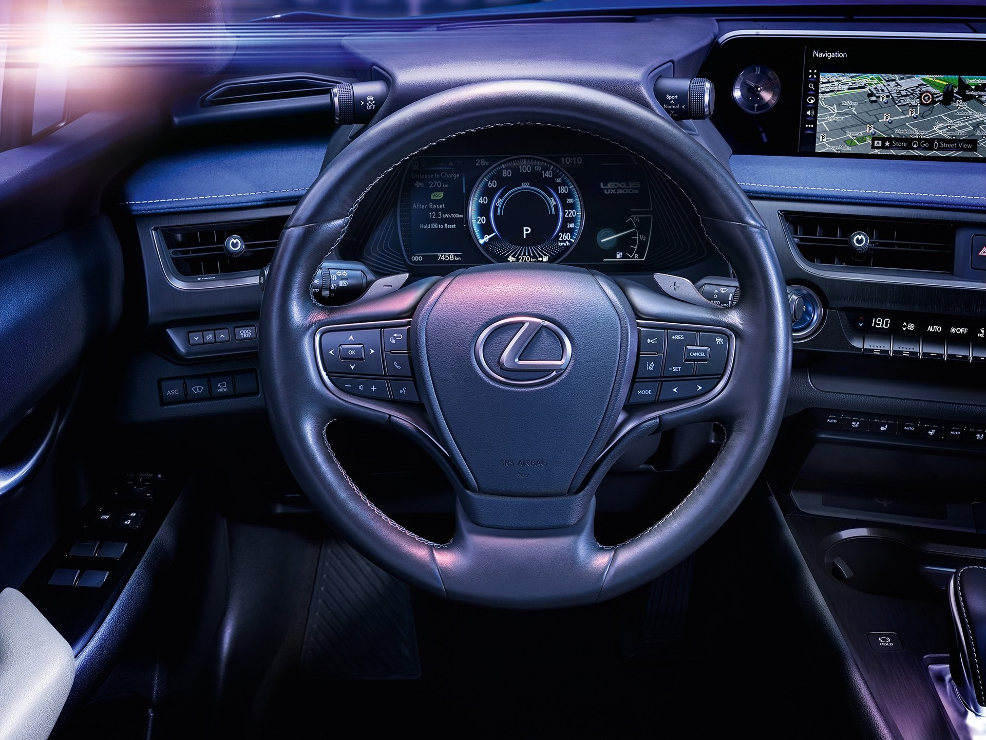 Foto de Lexus UX 300e (23/24)