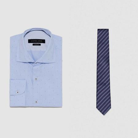 Trece Formidables Combinaciones De Camisas Y Corbatas Para Darle Vida A Cualquier Traje En Primavera 07