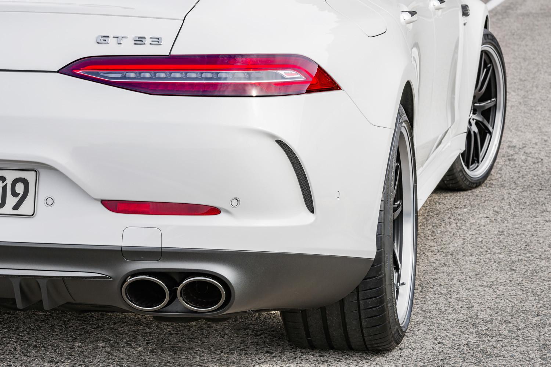 Foto de Mercedes-AMG GT (4 puertas) (13/40)