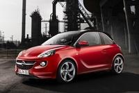 Opel Adam OPC, en estudio