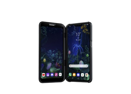 LG V50 ThinQ, conectividad 5G y una doble pantalla que llega en forma de accesorio
