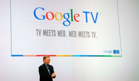 Google TV llegará a Europa en 2012