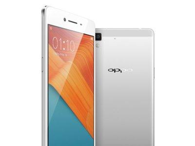Oppo R7, otra espada más en la dura batalla de la gama media Android